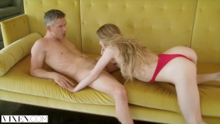 Naughty teasing wife of vixen his loves her front in man mistress cheat licking