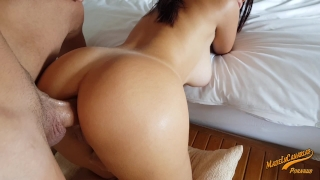 Spanish Amateur couple makes an ANAL with gaping - MadeInCanarias View hardcore