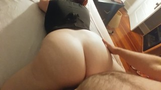 POV PAWG Wife Gets A Hard Fucking Unedited