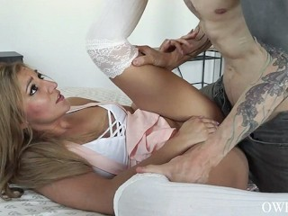 College humor handjob brazzers - wife angela whte cucks her husband brazzers ass fuck mom mot