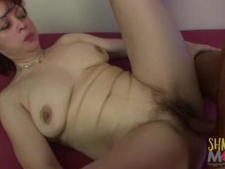 German chick giving blowjobs