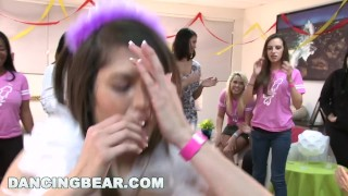 With the dancing party christie's bachelorette bear dancing bear bachelorette big