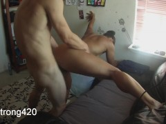 hot ebony girl let me pound her pussy and cum on her for Pornhub freinds