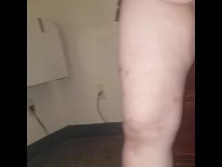slut pisses on floor of hotel before concert
