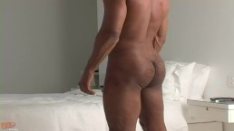 Hottie Alert!! Ruan shows us what he got.