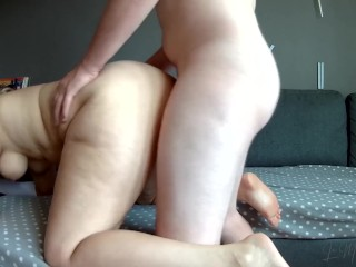 Miss_Banana - Blowjob and doggy ever