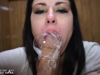 Sloppy blowjob tube