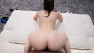She Was So Horny She Let Him CUM INSIDE HER!!