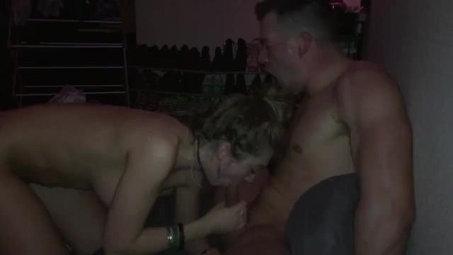She Saw Me Masturbating