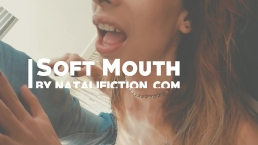 Blowjob, Mouthfuck Deepthroat and Close Up Cum in Mouth - Natali Fiction