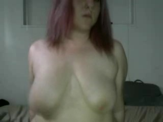 Chubby Babe hot strip tease