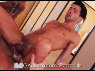 Picture of GayRoom Slippery oiled up massage fuck