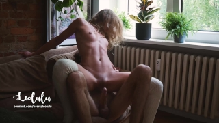 First Sextape in our New Apartment 20mn of pure sex! Amateur Couple LeoLulu Of outside