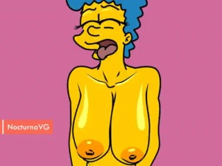 Simpson marge nackt