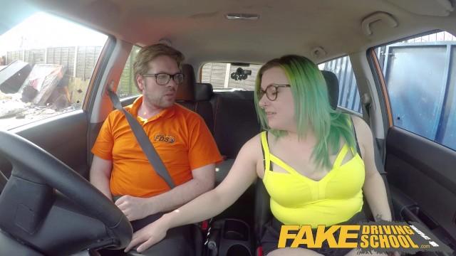 Ella Hughes Fake Driving