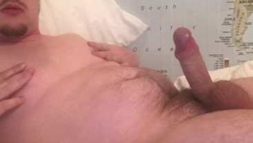 2 Ruined Nipple Play Orgasms! Straight Guy Gets Off on Cam! Soft to Hard