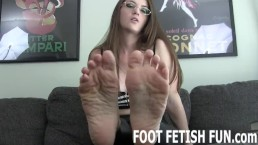 Feet Porn And Femdom Foot Fetish Videos