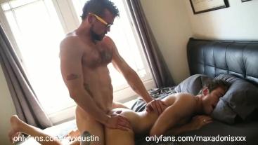 Max Adonis and Jay Austin Flip Fuck