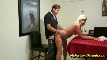 Fucking the Boss's Wife