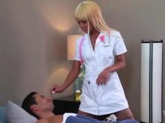 TransAngels - Nurse Miran's House Call - Gabriel D'Alessandro, Miran
