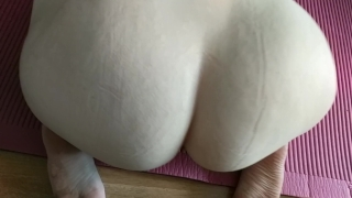 Real sex with my PAWG. THICC WHITE GIRL. Dick friendly