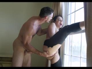 Karl Toughlove pumping Sheena Ryder with huge creampie