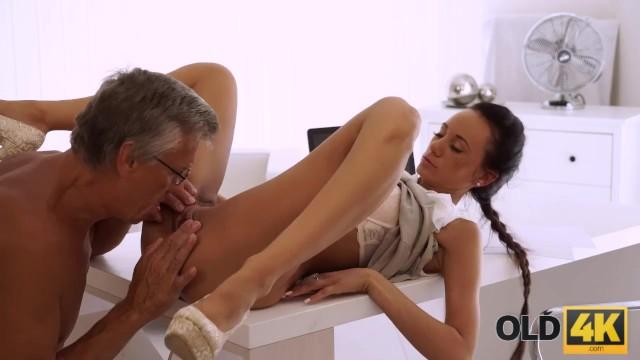 starý zrelé MILF porno