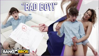BANGBROS – Jesse, Bad Boy, Stepmom Helena Price Is Gonna Punish You