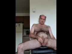 Stoking big dick for u
