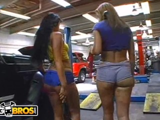 Sex Latina Sluts Fucking, BANGBROS- Classic anal Video Featuring PAWG Cherrie Rose & Cody Lane Orgy Big ass