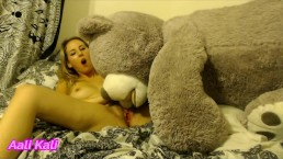 Weird Girl Fucks Bear