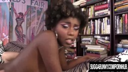 Sexy Black Minx Daizy Cooper Fucks an Older White Guy
