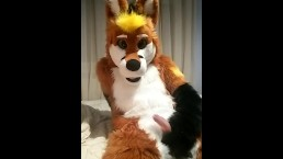 Me jerkin off in suit