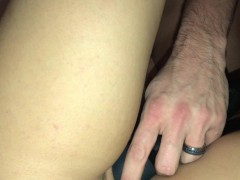 Pussy play and squirt