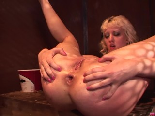 Teen slow strip prison guard goes anal on inmate cherry torn hard and rough smutbuttxxx