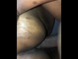 creampied her ass juicy ass