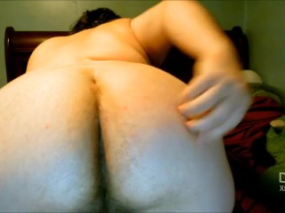Taking it in the Ass for the First Time On Webcam (teaser no sound)