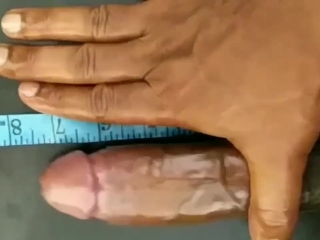 My Penis Measured