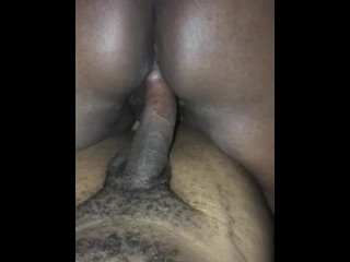 My step sister ride my cock while our parents sleeping