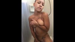 Luna's Infamous Shower Show (premium snapchat content)