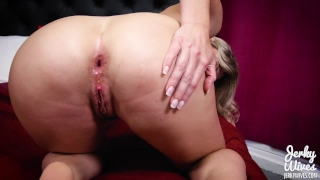 Sons fucks her two in chase cory stepmom ass cum