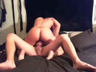 3 some double fuck a nice milf