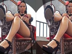 Colombian VR Goddess Andreina De Luxe Fucked Hardcore in POV Porn Scene