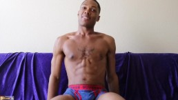 New CocoDorm 2018 Angel Wolfe Strokes His Long Dick