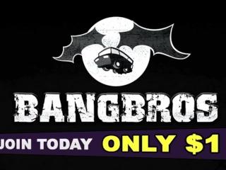 BANGBROS - Pornstars Lisa Ann, Diamond Kitty, Alexis Fawx and Valerie Kay
