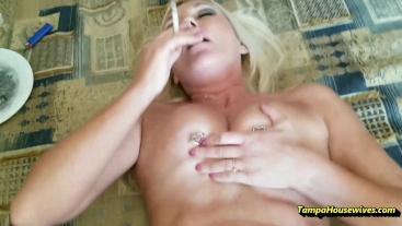Ms Paris Rose in Smoking Sex 2