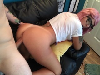 Family Love EP 3 Teen Sissy wants a turn with Step Brother