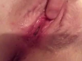 Babymama wet pussy
