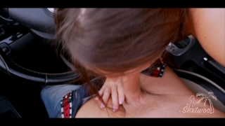 Il me fait le coup de la panne pour pouvoir me baiser - Sextwoo -  teen facial outdoor french amateur pov fuck doggy fuck best amateur teen amatrice francaise outside public sex sextwoo young teenager faciale amateur bellatina French Girlfriend teens fuck in car pov blowjob french couple