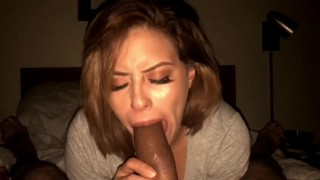 Latina sloppy and babe compilation blowjob sloppy deepthroat